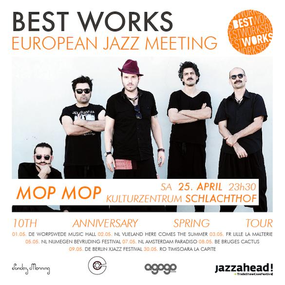 jazzahead! Mop Mop web